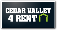 Cedar Valley 4 Rent